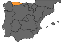 Our office in Gijón (Asturias)