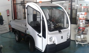 Vehículo eléctrico GOUPIL mod. G3-1